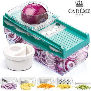 Mandoline Slicer - Careme Ultrasafe Kitchen Tool